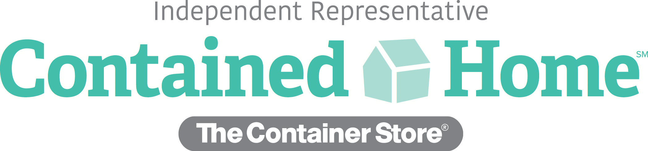 The Contained Home logo